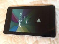 "Nexus 7"" Tablet 2012 Model 32Gb - As New Condition"