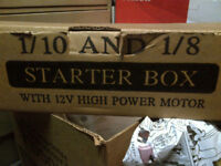 (((NEW)))Universal Starter Box for RC cars