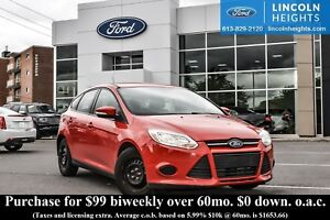 2013 Ford Focus SE HATCH - BLUETOOTH - HEATED SEATS