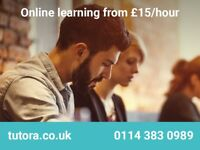 Over 6000 Affordable Tutors in Maths, English, Science, Biology, Chemistry, Physics, A-Level, GCSE