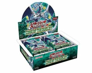 Yu-Gi-Oh Code of the Duelist Booster Boxes Now Available