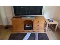 TV Stand with Draws - Free