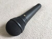 Rode m1 dynamic with xlr lead and pop filter k&m