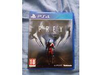 Prey PS4 game