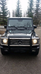 2002 Mercedes-Benz G-Class SUV, Crossover