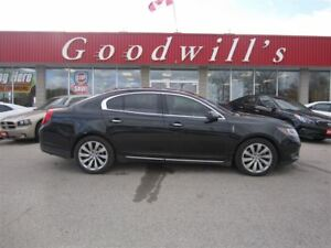 2013 Lincoln MKS NAVIGATION! LEATHER! LOADED!