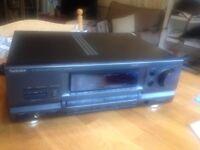 Technics SA-GX690 Amp / Stereo Receiver