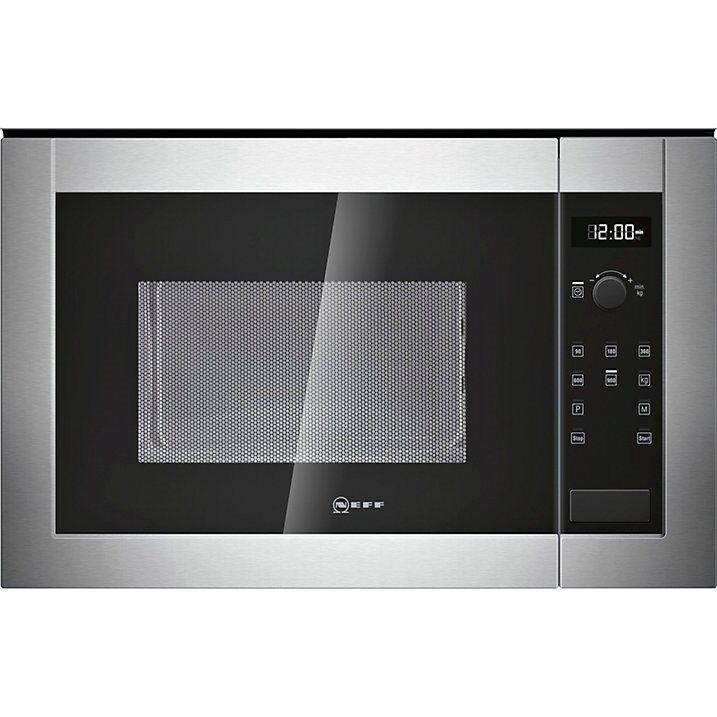 Brand New Neff 900w Integrated Microwave Fits Into Standard Oventower