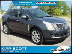 2011 Cadillac SRX AWD 3.0 Performance, Leather, Sunroof, Clean