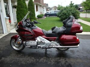 2009 Gold Wing GL1800A Low Mileage!