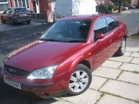 ford mondeo 2.0 tdci ghia 5dr hatch lovely car throughout