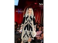 Authentic Khushboos Birmingham bridal outfit size 8-10 rrp £1300