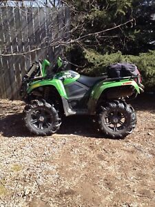 2009 Arctic Cat Mudpro 700