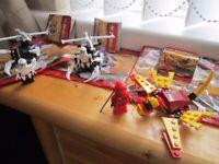 LEGO POLY BAG JOBLOT X 17