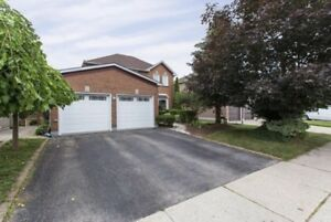 Detached home in North Galt, just off the 401.