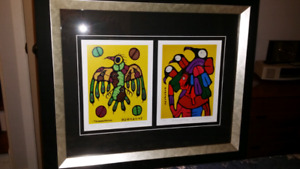 Authentic Norval Morrisseau- Dual