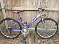"""Ammaco Ladies Bike 26"""" Wheels mountain bike"""