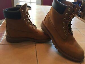 Timberkand boots