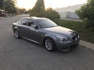 2008 BMW 535i M Package