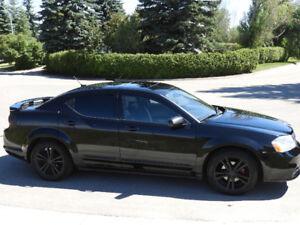 2012 Blacked out Dodge Avenger SXT
