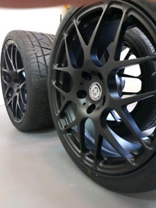 Corvette High end wheels