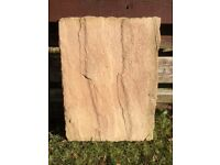 *NEW* HALF PRICE 10 x Autumn Wetherdale Paving Slabs 600mm x 450mm