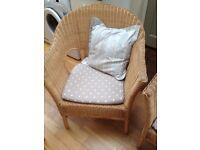 Wicker Conservatory/Garden Chairs
