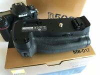 Genuine Nikon MB-D17 grip (for Nikon D500) for SALE