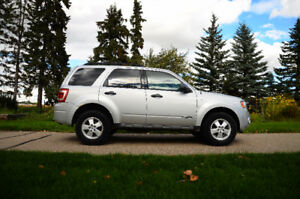 2008 Ford Escape XLT 4WD SUV, Crossover
