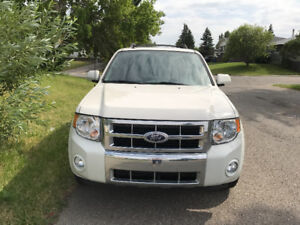 2010 Ford Escape LIMITED , Only 66.000 km!