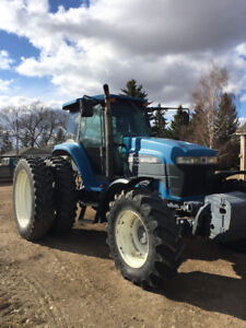 8970 New Holland tractor