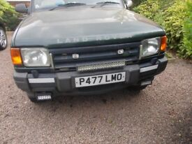 landrover discovery 7seater e/s model