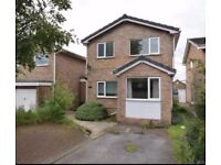 3 / 4 bedroom detached property to rent in WF9 1EF available now