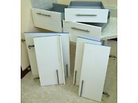 Lot IKEA Kitchen Cabinet Doors and Drawers