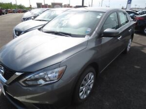 2017 Nissan Sentra 1.8 S, Save over $3500