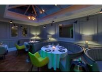 Head Waiter needed for Vineet Bhatia's Award winning Flagship restaurant in Chelsea 21,000pa inc S/C