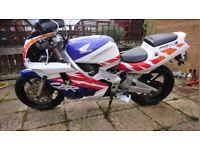 Honda CBR 400RR NC29 Baby Blade for sale or swap for Motocross bike preferably 2 stroke yz, cr