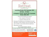 Retreat Dementia Memory Cafe