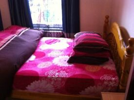 FURNISHED SIINGLE ROOM WITH DOUBLE BED FOR RENT