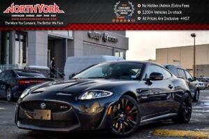 2014 Jaguar XK R-S V8 Supercharged Bowers&Wilkens Audio Red Brak