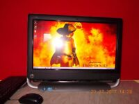 "23"" HP Touchsmart 520 ... 8GB + 2000GB all in one touchscreen pc/tv with Beats audio"