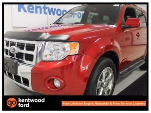 2010 Ford Escape Limited 4x4, sunroof, heated seats! Perfect for