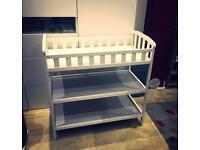 John Lewis Baby Changing Unit Table