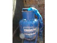 Calor Gas Bottle. Butane 4.5kg. Full