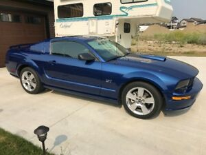 2007 Mustang GT Coupe Roush Supercharged