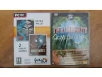 I'm a Celebrity, Broken Sword 1 and Broken Sword 2 PC games.