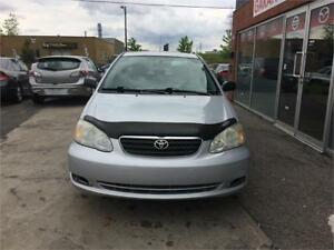 TOYOTA COROLLA 2008 MANUELLE PRIX IMBATTABLE FULL OPTION