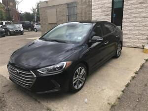 2017 HYUNDAI ELANTRA LIMITED - CALL/TEXT 780-701-5651