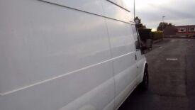 Ford Transit LWB.Full MOT