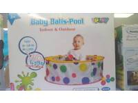 Baby ball pit pool brand new in box
